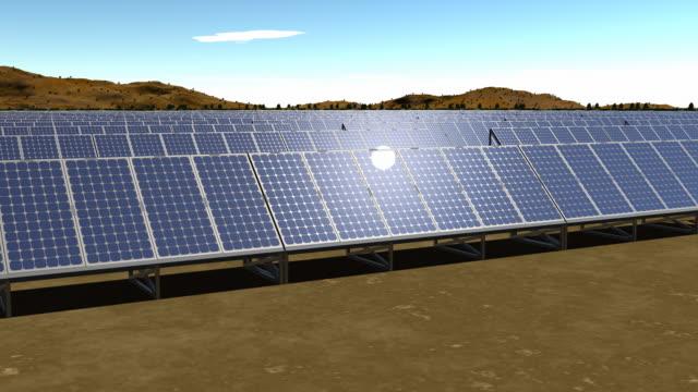Solar Energy Farm CG