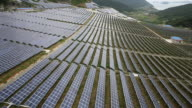 Solar Energy Panel at Geokeum Energy Park