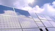 Energia solare Time lapse