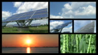 Pannello solare-montaggio