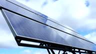 Pannello solare-Time Lapse