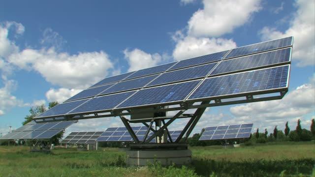 Solar-Panels-Alternative Energien Nahaufnahme