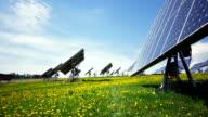 Stabilimento di energia solare del sistema cardanico (4 k Ultra HD/HD)