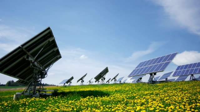 GIMBAL Solar Power Plant (4K/UHD to HD)