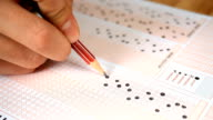 Solving the Test Exam Paper Choices