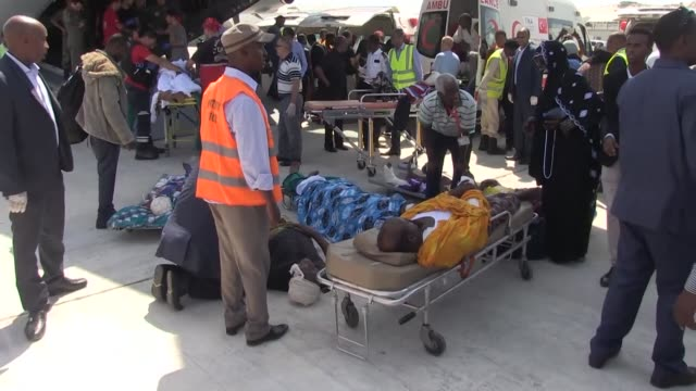 Somalia's deadliest ever attack a truck bomb in the capital Mogadishu has now killed 358 people with 228 more injured the government said late Friday...