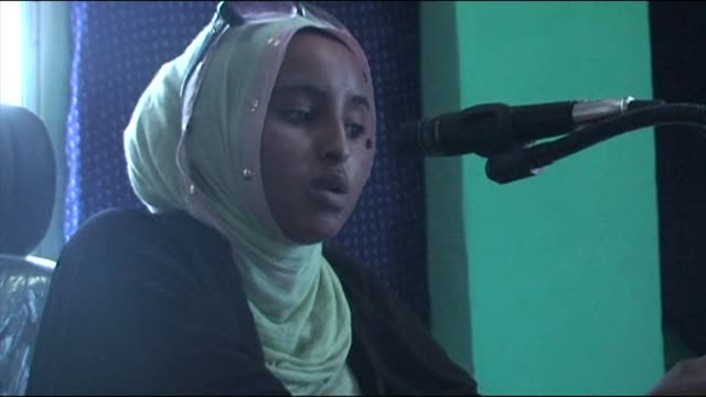 Somalias first radio station run by women for women is building a strong following in the countrys war torn capital VOICED Against the odds radio...