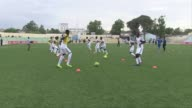 Somalias football federation hopes to compete in the Africa Cup of Nations in 2019 despite ongoing issues with security and construction
