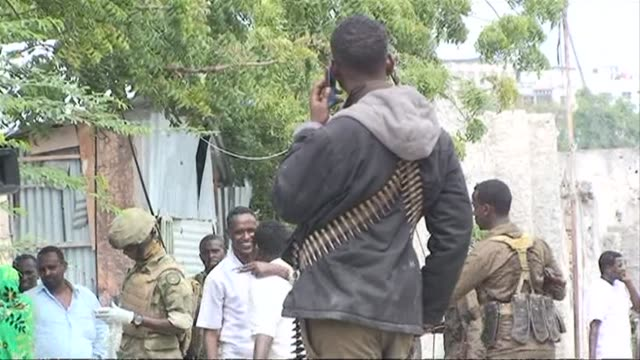 Somalias Shebab rebels carried out a major car bomb and gun attack against an intelligence headquarters in central Mogadishu on Sunday leaving at...