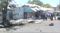 Somalia's Shebab said it had carried out a car bombing that killed at least seven people Thursday in the capital Mogadishu targeting security forces...