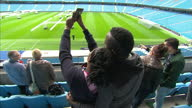 Some 800000 overseas visitors went to a football match last year up by 6% on 2010 and usually spend more than other tourists A new study has found...