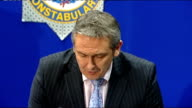 Somerset Bristol PHOTOGRAPHY** Detective Chief Inspector Phil Jones press conference SOT the cause of her death was compression of her neck in other...