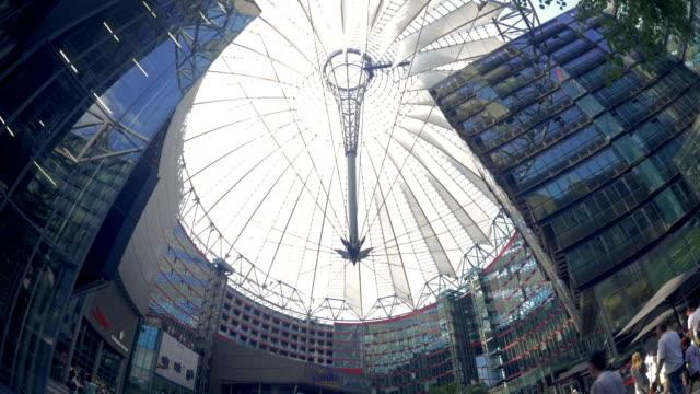 Sony Centre,Potsdamerplatz,TD,