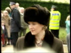 Sophie Countess of Wessex controversy LIB Sandringham MS Sophie Countess of Wessex standing next to Prince Philip the Duke of Edinburgh as attending...
