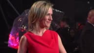 Sophie Raworth at 'A Good Day To Die Hard' UK Premiere at Empire Leicester Square on February 07 2013 in London England