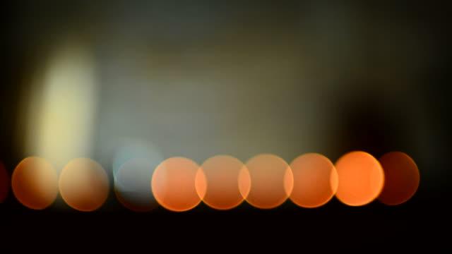 Tipo di cerchio di luce giallo
