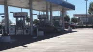 SOTs with two Houston drivers who react to the gas prices being at an alltime low Broll of gas stations also included Clip 8 is SOT with a man named...