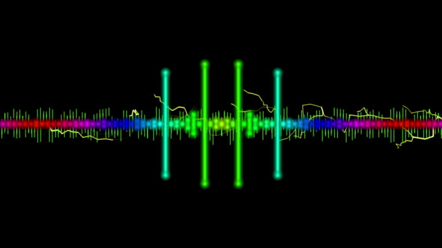 sound EQ Bar Waveform