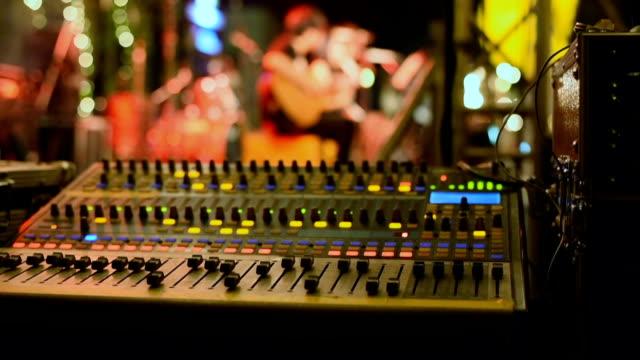 Sound music control equipment store