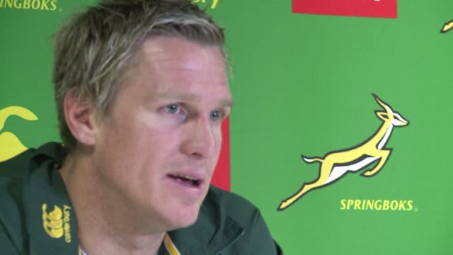 South Africa rugby captain Jean de Villiers says the Springboks must beat France in Paris on Saturday night or face six months of misery CLEAN RugbyU...