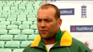 training and interviews Kallis interview SOT Losing Smith is blow but looking forward to captaining side/Way South Africa have performed in last two...