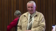 A South African policeman present when an anti apartheid operative plunged to his death more than 40 years ago insists that the victim jumped to his...
