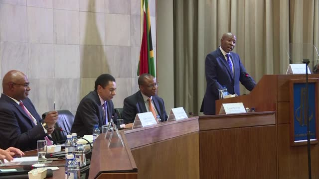 South African Reserve Bank Governor Lesetja Kganyago says they have noted with concern the regrettable practices and serious errors of judgment that...