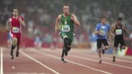 South Africa's Oscar Pistorius was a champion athlete who beat the odds to inspire millions worldwide VOICED Oscar Pistorius from Blade Runner to...
