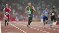South Africas Oscar Pistorius was a champion athlete who beat the odds to inspire millions worldwide CLEAN Oscar Pistorius from Blade Runner to Blad...