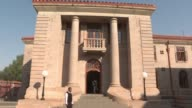 South Africa's Supreme Court begins to hear an appeal against an earlier court ruling to reinstate almost 800 dropped corruption charges against...
