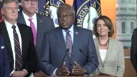 South Carolina Congressman James Clyburn says hours after Senate Republicans failed to advance a healthcare reform bill that legislators make laws in...