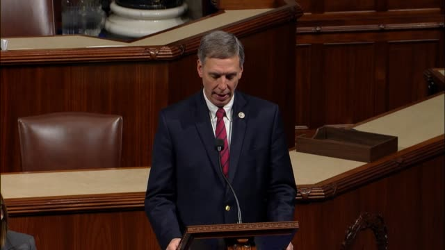 South Carolina Congressman Tom Rice participates in debate on the Tax Cuts and Jobs Act stating that the American dream separates America from the...