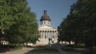 WS, South Carolina State House, Columbia, South Carolina, USA