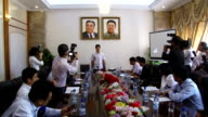 South Korean student who has been detained by North Korea since April said he hopes to go home early in a press conference held in Pyongyang on...