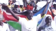 South Sudan is set to go to the polls to decide whether or not to separate from the north in a referendum that begins on Sunday Khartoum Sudan
