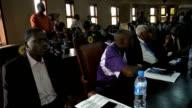 South Sudan Peace Talks Preps on March 25 2014 in Juba Sudan