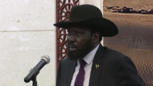 South Sudanese President Salva Kiir on Thursday accused Sudan of being a source of weapons used in South Sudan's brutal civil war that has killed...