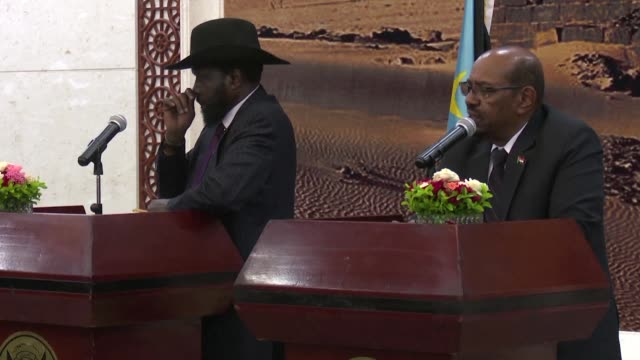 South Sudanese President Salva Kiir on Thursday accused Sudan of being a source of weapons fuelling the brutal civil war in his country as he met...