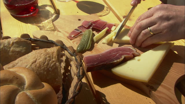 South Tyrol specialties