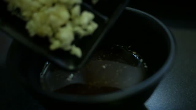 Soja-Sauce von koreanisches Essen