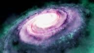 Space  Nebula Galaxy Cloud