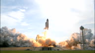 Space Shuttle Endeavour launches from Kennedy Space Center on the STS127 mission to deliver and install the final two components of the Japanese...
