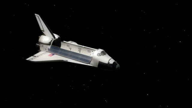 Space Shuttle Nasa United States Stock Footage Video ...