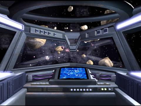 Spacecraft Cockpit
