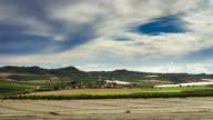 Spanish Farmland - Time Lapse