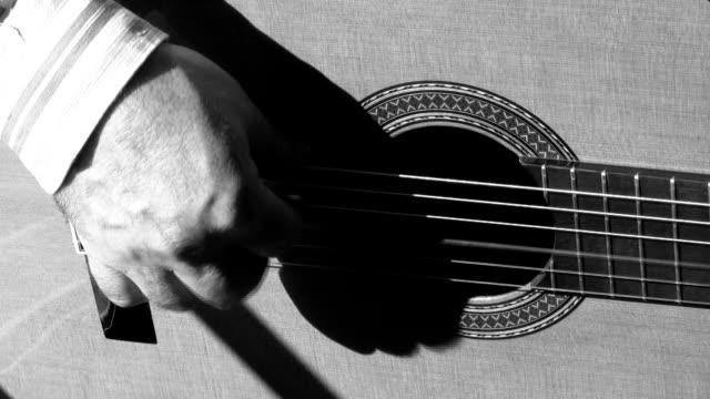Spanish guitar player