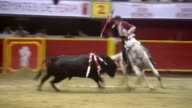 Spanish mounted bullfighter Pablo Hermoso de Mendoza celebrated a big win on Saturday in Medellin Colombia after he killed two bulls CLEAN Famous...