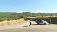 Spanish police shoot dead a man who could be Younes Abouyaaqoub the suspected driver of a van that mowed down pedestrians in Barcelona amid a massive...