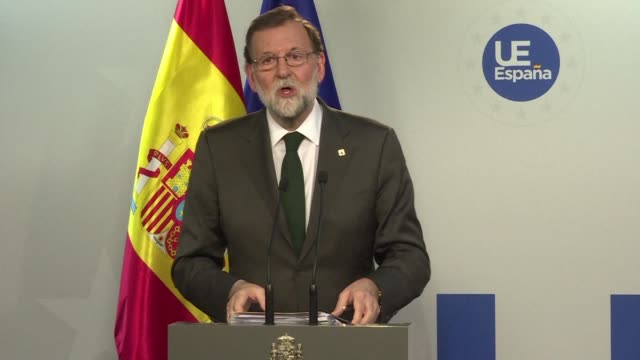 Spanish Prime Minister Mariano Rajoy says his government has reached a critical point as it seeks to use emergency measures to stop Catalonia's...