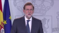 Spanish prime minister Mariano Rajoy vows to take legal action to block an independence referendum in Catalonia which he branded an intolerable act...